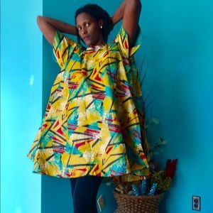 Women S Plus Size African Print Dresses On Poshmark